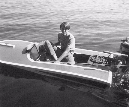 Personal History of Boatbuilding and Boat Racing